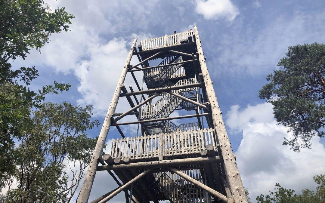 De mooiste uitkijktorens op de Veluwe
