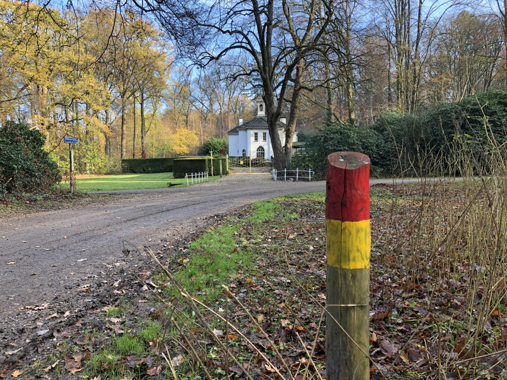 Warnsborn wandeling rondwandeling Warnsborn Arnhem
