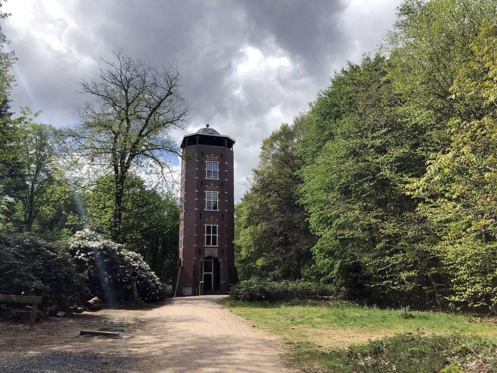 Uitkijktoren de Koepel in Lunteren