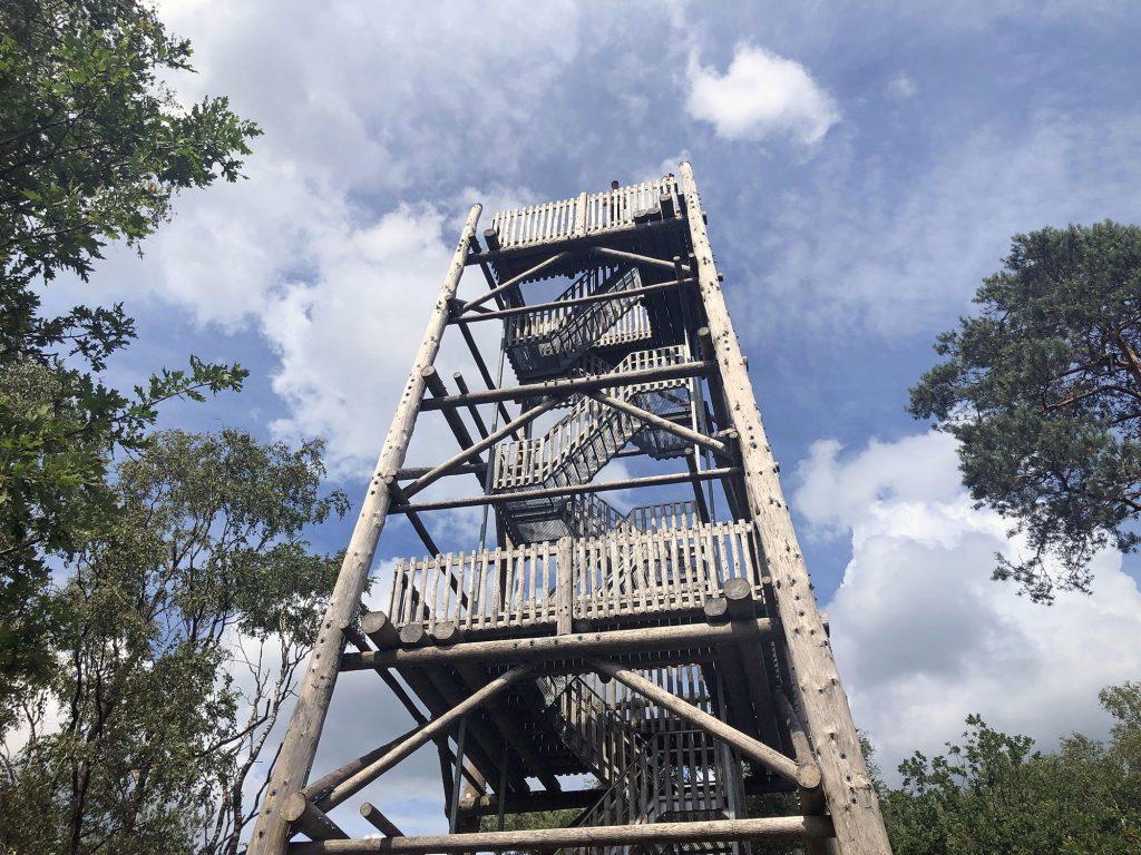 mooiste uitkijktorens op de veluwe