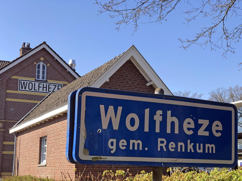 Wandelroutes Wolfheze