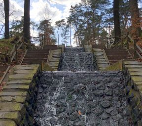 Wandelroute Loenense Waterval