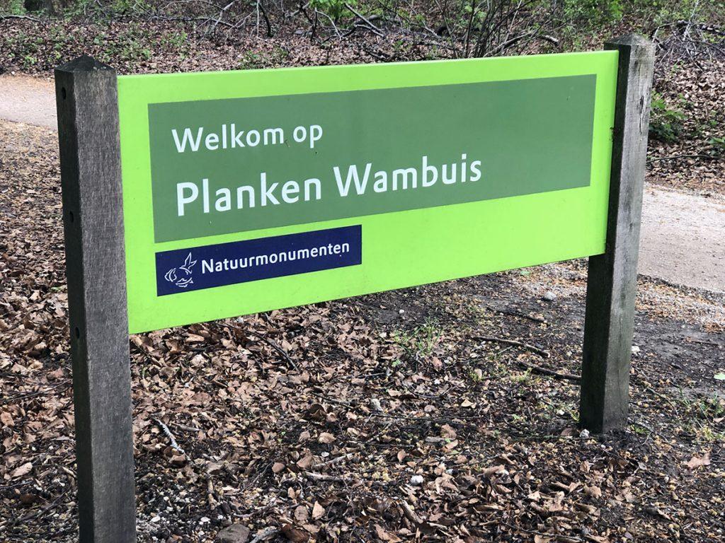 Planken Wambuis natuurmonumenten